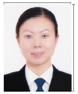 坦桑尼亚签证照片材料模板